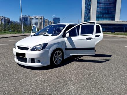 Hyundai Click 2009 года за 3 500 000 тг. в Нур-Султан (Астана) – фото 5