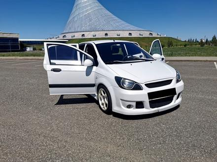 Hyundai Click 2009 года за 3 500 000 тг. в Нур-Султан (Астана) – фото 6