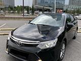 Toyota Camry 2016 года за 10 000 000 тг. в Алматы