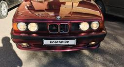 BMW 525 1991 года за 1 340 000 тг. в Нур-Султан (Астана) – фото 3
