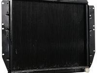 Радиатор Водяной Зил-130 4-х Ряд. Шааз в Актобе