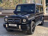 Mercedes-Benz G 63 AMG 2014 года за 31 700 000 тг. в Алматы