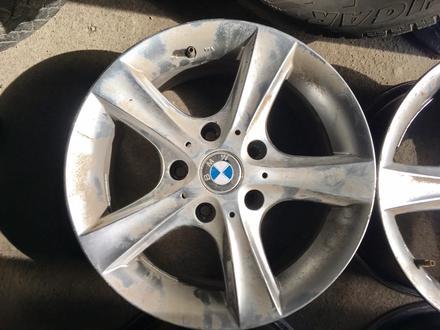 Титановые диски R15 на BMW (5х120) за 19 990 тг. в Нур-Султан (Астана) – фото 2