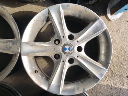 Титановые диски R15 на BMW (5х120) за 19 990 тг. в Нур-Султан (Астана) – фото 5
