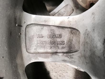 Титановые диски R15 на BMW (5х120) за 19 990 тг. в Нур-Султан (Астана) – фото 6
