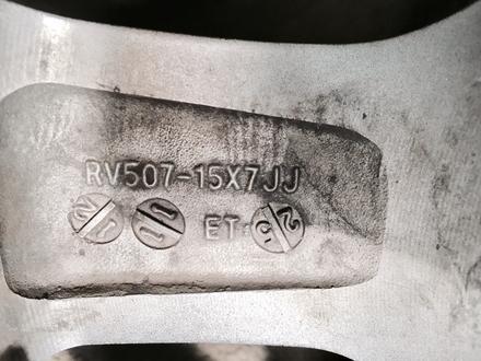 Титановые диски R15 на BMW (5х120) за 19 990 тг. в Нур-Султан (Астана) – фото 8