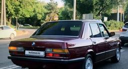 BMW 525 1984 года за 3 500 000 тг. в Алматы – фото 5