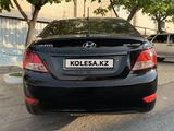 Hyundai Solaris 2011 года за 4 000 000 тг. в Шымкент – фото 4