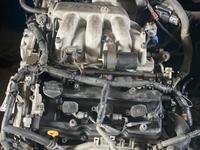 Nissan Murano двигатель VQ35 DE.3.5 Япония за 370 000 тг. в Павлодар