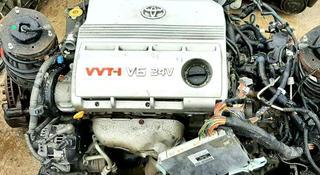 Контрактные двигатели и коробки с установкой в Алматы