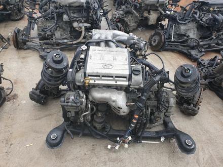Контрактные двигатели и коробки с установкой в Алматы – фото 12