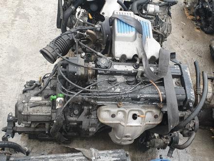 Контрактные двигатели и коробки с установкой в Алматы – фото 13
