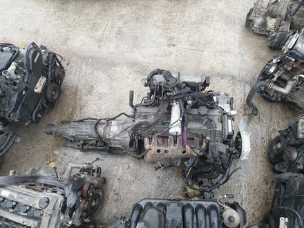 Контрактные двигатели и коробки с установкой в Алматы – фото 17