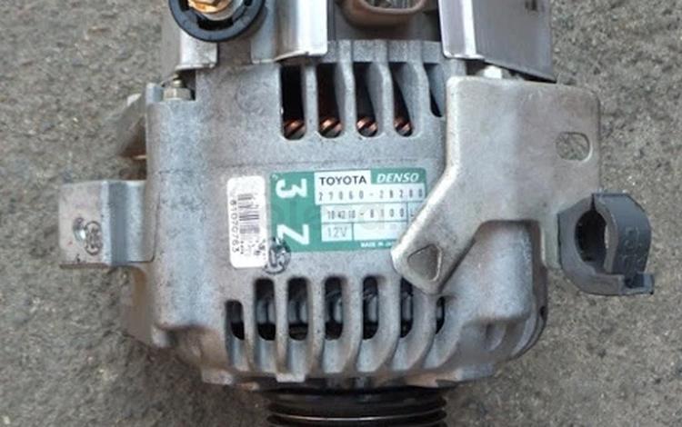 Генератор Toyota Camry 30, 2.4 (2001-2006). Оригинал привозной с Японии за 20 000 тг. в Алматы