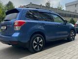 Subaru Forester 2017 года за 9 900 000 тг. в Алматы – фото 5