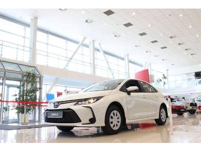 Toyota Corolla Comfort MT 2021 года за 10 330 000 тг. в Алматы