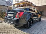 Chevrolet Aveo 2015 года за 3 500 000 тг. в Алматы – фото 4