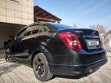 Chevrolet Aveo 2015 года за 3 500 000 тг. в Алматы – фото 5