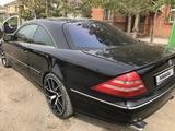Mercedes-Benz CL 500 2000 года за 4 000 000 тг. в Нур-Султан (Астана) – фото 3