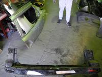Бампер Honda cr-v за 40 000 тг. в Караганда