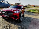 Электромобиль Mercedes Benz GLE63 AMG Coupe в Красноярск