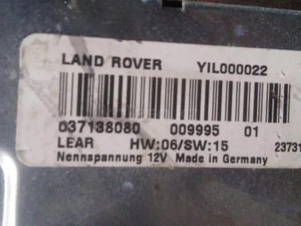 Видео модуль Range Rover Land Rover L322 за 35 000 тг. в Алматы – фото 3