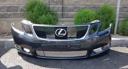 Бампер передний на Lexus GS 300 за 105 000 тг. в Алматы