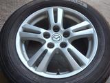 Диски R16 5x114, 3 Mazda оригинал за 100 000 тг. в Алматы