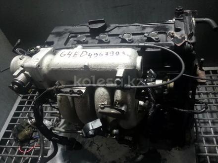Двигатель Хёндай Гетц, Элантра 1.6 Двигатель g4ed за 339 300 тг. в Челябинск – фото 3
