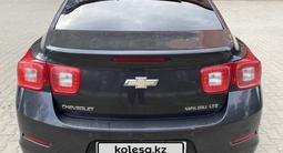 Chevrolet Malibu 2013 года за 4 200 000 тг. в Актобе – фото 2