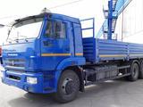 КамАЗ  65117-6010-50 бортовой 2021 года за 23 487 000 тг. в Алматы – фото 2
