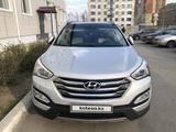 Hyundai Santa Fe 2014 года за 8 700 000 тг. в Костанай – фото 2