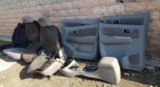 Комплект сидений хайлюкс за 1 000 тг. в Алматы