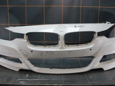 Бампер передний M-Paket - BMW 3 F30 за 84 000 тг. в Алматы