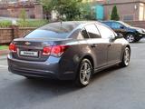 Chevrolet Cruze 2013 года за 3 900 000 тг. в Алматы – фото 5
