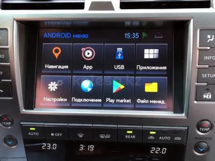 Доработка мультимедиа Lexus GX460 GX470 за 20 000 тг. в Алматы