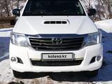 Toyota Hilux 2014 года за 9 700 000 тг. в Уральск