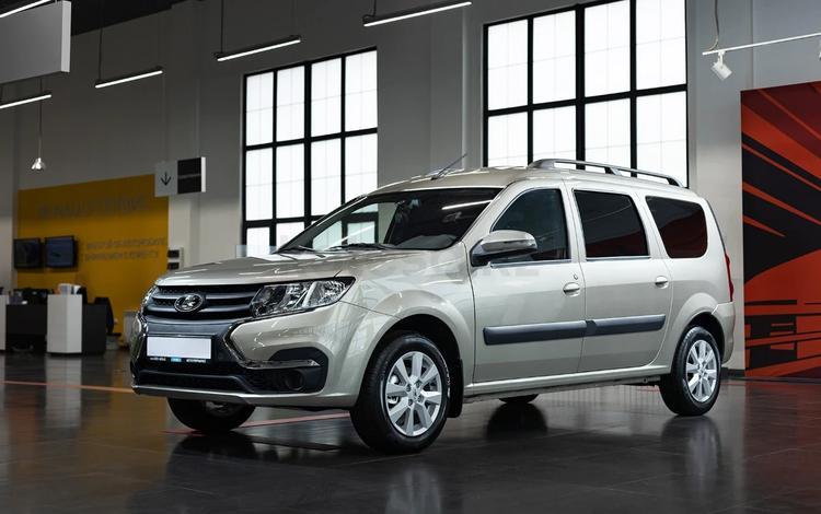 ВАЗ (Lada) Largus Cross Comfort Multimedia 2021 года за 6 990 000 тг. в Актау