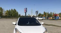 Hyundai Elantra 2013 года за 4 700 000 тг. в Актобе
