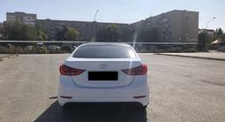 Hyundai Elantra 2013 года за 4 700 000 тг. в Актобе – фото 4