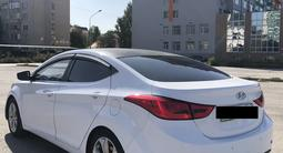 Hyundai Elantra 2013 года за 4 700 000 тг. в Актобе – фото 5