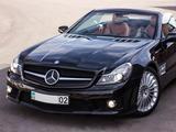 Mercedes-Benz SL 500 2003 года за 12 800 000 тг. в Алматы