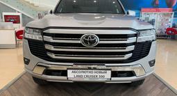 Toyota Land Cruiser 2021 года за 45 000 000 тг. в Караганда – фото 2