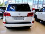 Toyota Land Cruiser 2020 года за 29 070 000 тг. в Костанай – фото 4