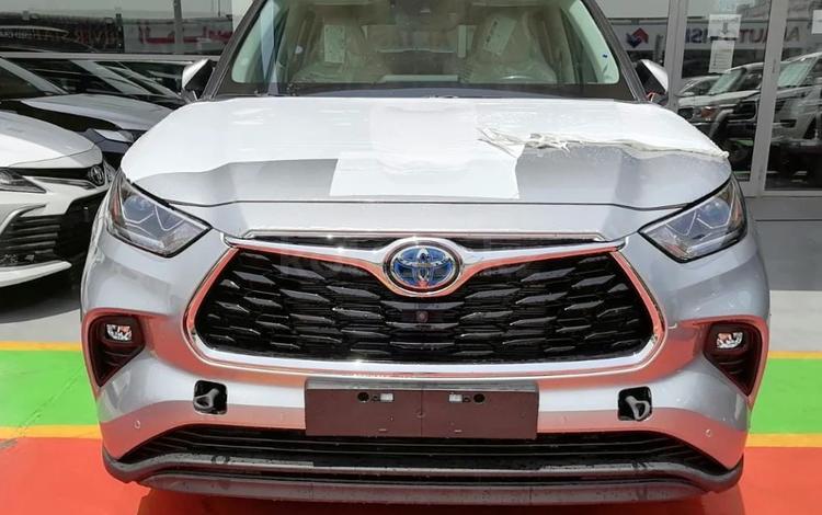 Toyota Highlander 2021 года за 27 700 000 тг. в Шымкент
