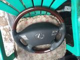 AirBag в руль на Lexus LS 460 за 300 тг. в Алматы – фото 3
