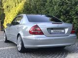Mercedes-Benz E 350 2005 года за 4 000 000 тг. в Алматы – фото 5