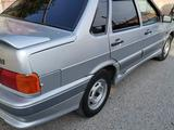 ВАЗ (Lada) 2115 (седан) 2007 года за 1 100 000 тг. в Шымкент – фото 5