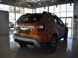 Renault Duster Style TCE CVT (4WD) 2021 года за 11 139 500 тг. в Актау – фото 5