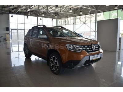 Renault Duster Style TCE CVT (4WD) 2021 года за 11 139 500 тг. в Актау
